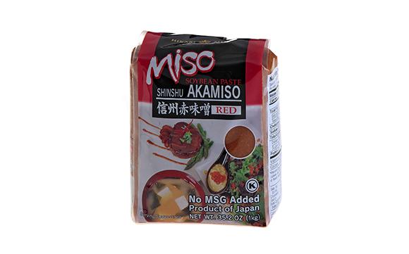 Shinshu Miso Aka