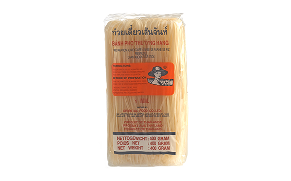 Rice Noodles Stright 5mm