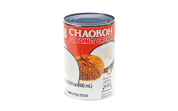 Canned coconut milk 17%