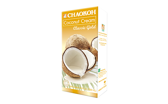 Coconut Cream Classic Gold