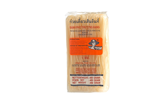 Rice Noodles Stright 3MM