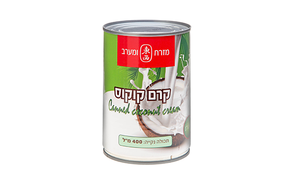 Canned cocaunut Cream 17-19%