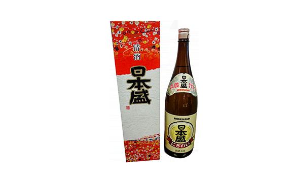Sake Nihon Sakari Nigiwai