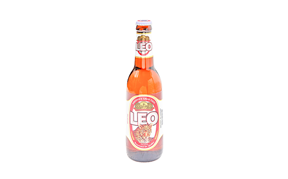 LEO Beer Bottle