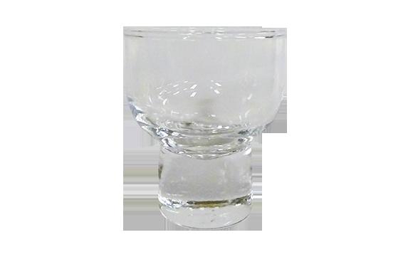 כוס סאקה מזכוכית (JFC)