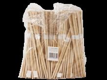 Bamboo craft chopstick (white cover)square