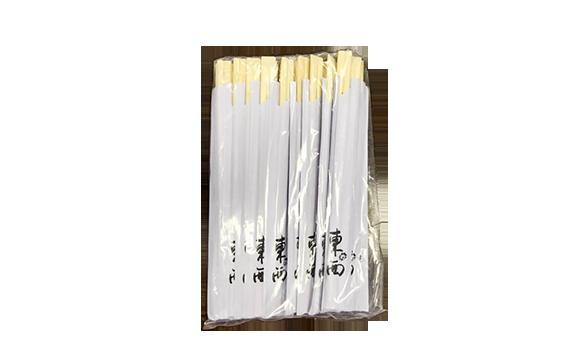 """צ'ופסטיקס שרוול לבן במבו -210 מ""""מ"""