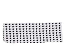 בנדנה מקצועית (כחול לבן)