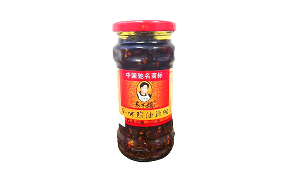 Chicken Flavor Chili Oil