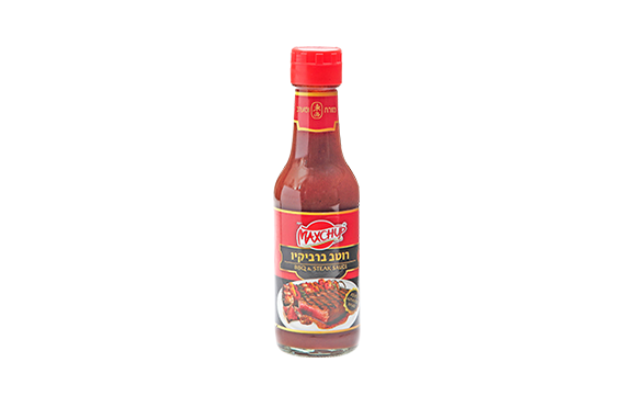 BBQ & Steak Cooking Sauce