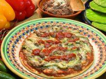 פיצה צמחונית