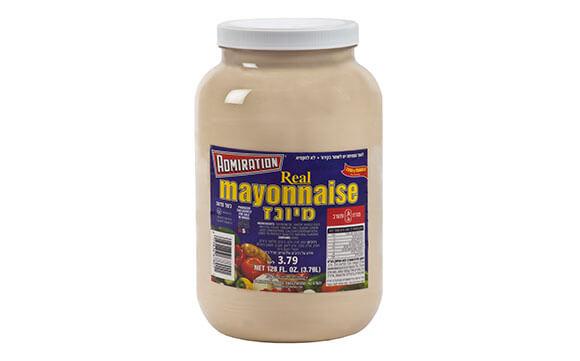 Real Mayonnaise Admiration Kosher