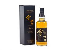 Kurayoshi pure malt 18 YO 700 ml