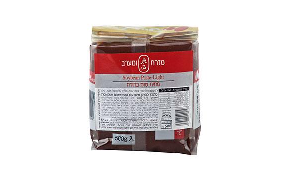 מחית סויה לבנה-שירו מיסו 500 גרם (דליאן)