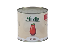 Mirella Whole peeled tomatoes 2,5 kg. O/T