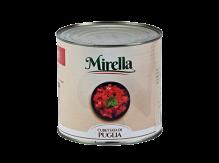 """קוביות עגבניות במיץ עגבניות 2.5 ק""""ג"""