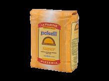 """קמח חיטה רך 5 ק""""ג SUPER – פיצה 00 לתפיחה ארוכה"""