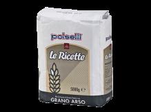 """תערובת ע""""ב קמח חיטה רך עם סולת 5 קג GRANO ARSO"""