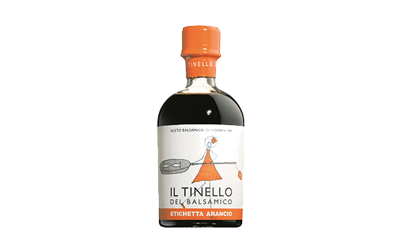 Il Tinello Del Balsamico – Orange Label 250ml * 12
