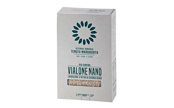 """אורז לבן ארוך להכנת ריזוטו 1 ק""""ג vialone nano(כ)"""