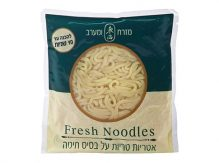 Thin Fresh noodles 200gr * 30 units /ctn