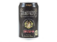 Echigo beer stotut can 350 ml * 24/ctn