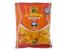 NACHO CHIPS BARBEQUE 100 g* 16 units / ctn