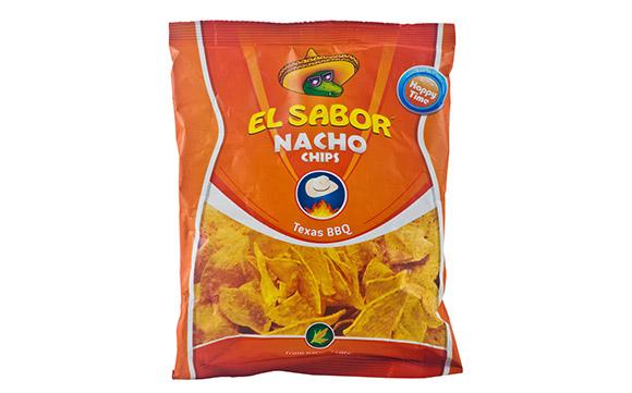 נאצ'וס בטעם ברביקיו 100 גרם (165)