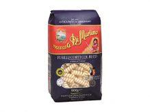 Durum wheat pasta Fusilli corti col buco N.104b 12X500
