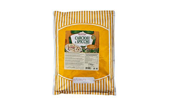 Prime Quartered Artichokes in sunflower oil 1.7kg*6/ctn
