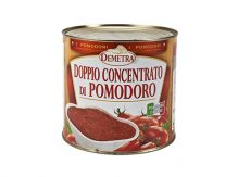 Double Concentrated Tomato Paste 2.75 kg*6