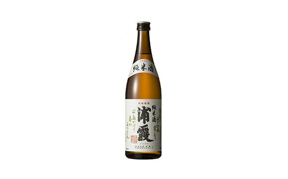 URAKASUMI JUNMAI SHU 720 ml*12/ctn