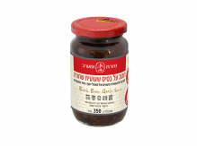 Black Bean Garlic Sauce-Pun Chun 350gr*12/Carton