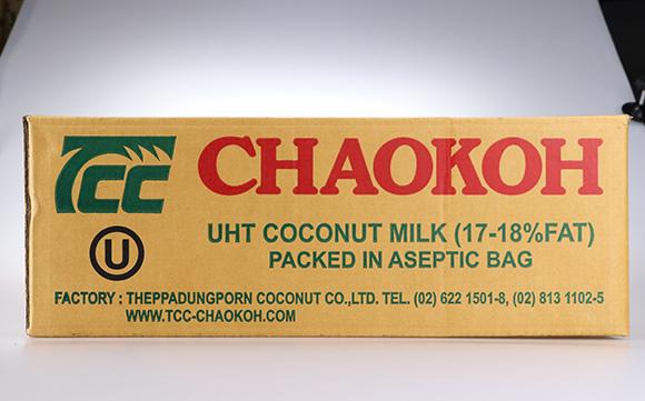 קרם קוקוס  17-19% ללא גלוטן TCC